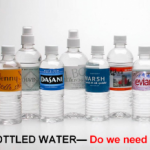 The Cost of Bottled Water – Is it worth it?