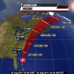 East Coast Braces For Hurricane Irene
