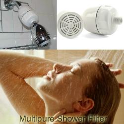 multipure shower filter banner